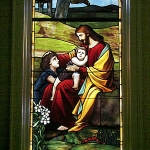 Christ with Children