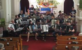 Special Concert of Many Keys, Concerto Fisarmonica